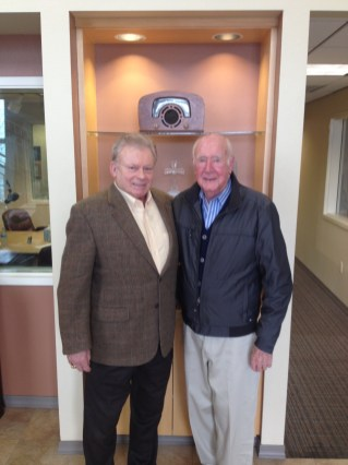 Skip Hall, Former Governor Cecil Andrus - March 2017