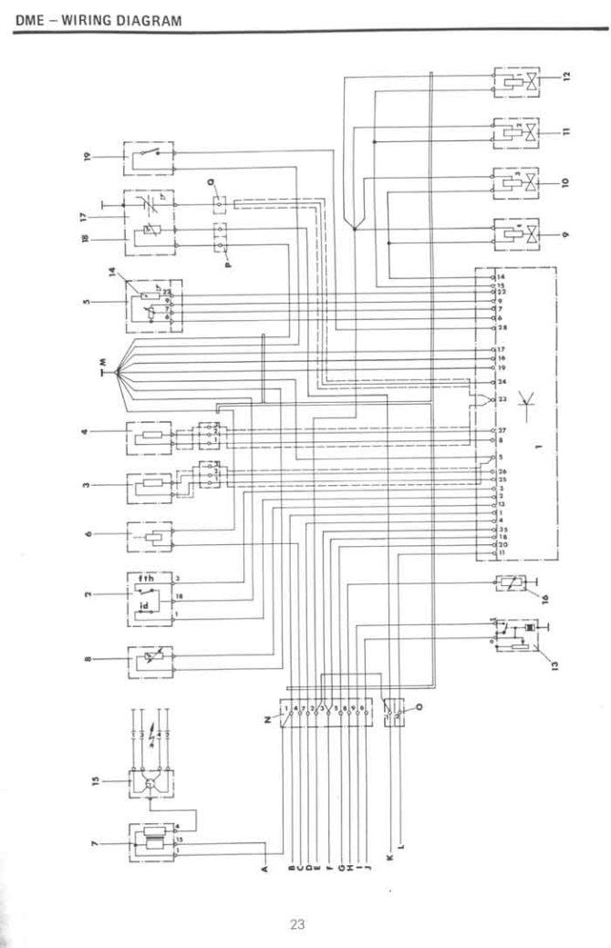the porsche 944 motronic dme