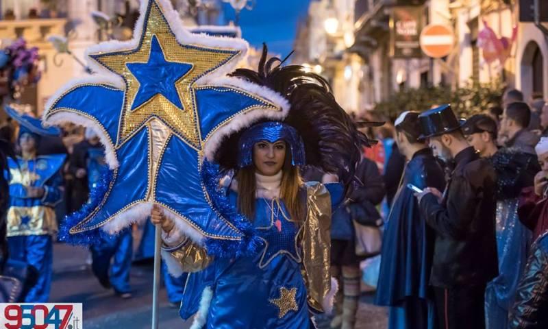 Paternò, c'è maltempo: il Carnevale slitta a domenica