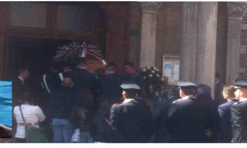 Oggi nella chiesa Spirito Santo i funerali di Luca Benfatto