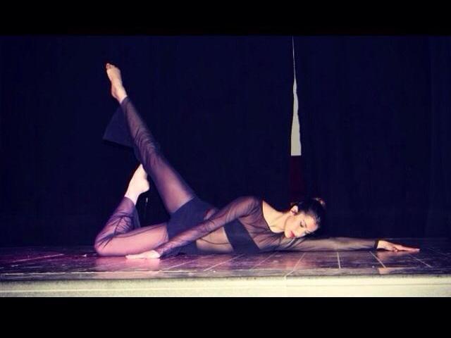 Tutto il talento di Aurora: nella danza è già una stella