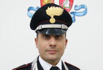 Il Tenente Lucarelli nuovo comandante del Nucleo Operativo e Radiomobile