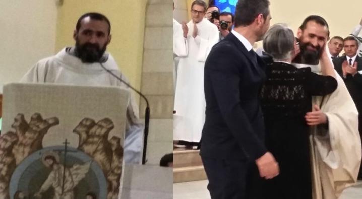 Fra Giuseppe è sacerdote
