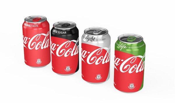 Coca Cola cambia colore: ecco come diventa la bevanda