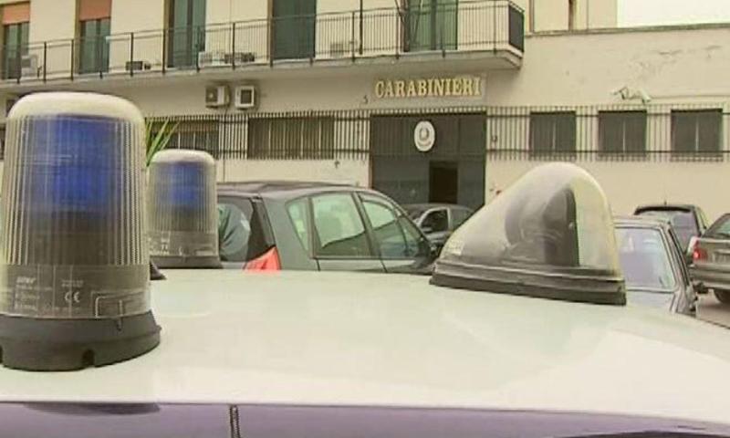 PATERNO': 27enne in carcere per rapina ai danni del gestore del rifornimento Ip di corso Italia
