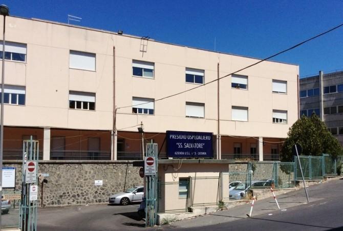 """PATERNÒ: """"blitz"""" del M5S all'ospedale """"Santissimo Salvatore"""""""