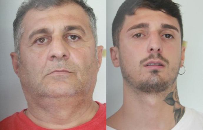 CATANIA: TRASPORTAVANO QUASI 6 CHILI DI DROGA IN AUTO, ARRESTATI PADRE E FIGLIO