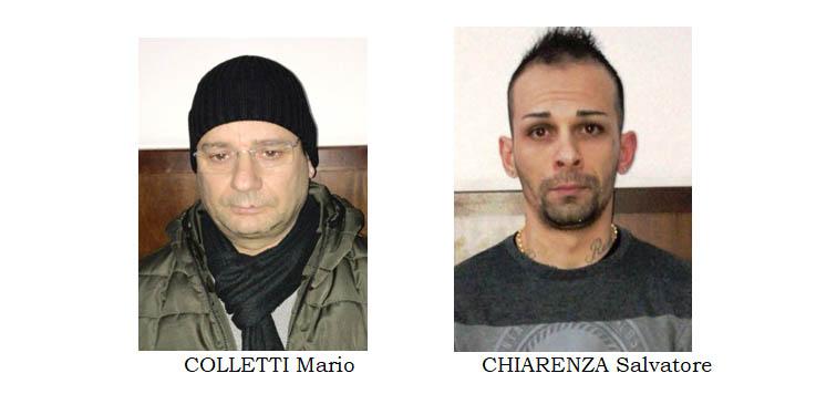 "CATANIA: I ""Lupi"" arrestano due spacciatori di ""coca"""