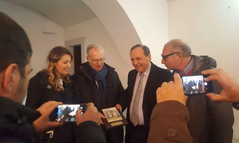Paternò: Guglielmo Epifani, in città per la campagna elettorale