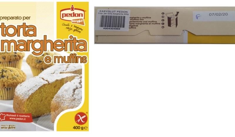 Auchan e Simply richiamano preparato per torta margherita e muffins Pedon: ECCO I LOTTI
