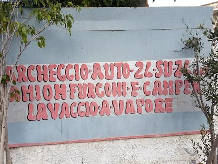 CATANIA: Controlli della Polizia, sequestrato autolavaggio