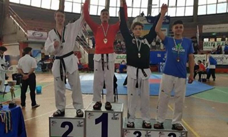 PATERNO': Taekwondo, affermazione del Team Chisari ai campionati interregionali