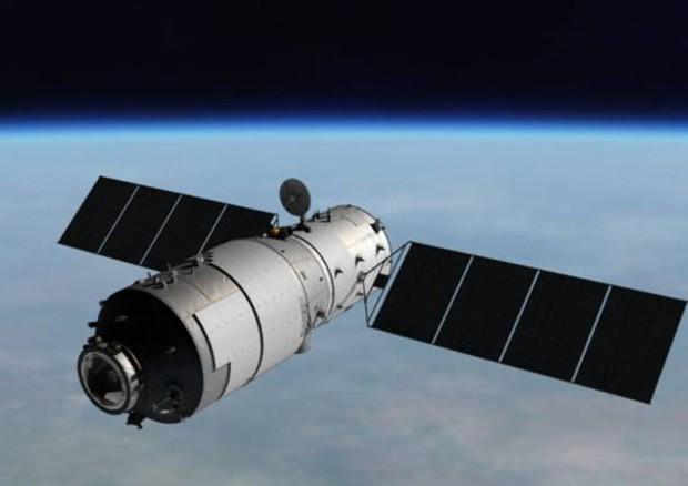 Stazione spaziale cinese Tiangong-1 è finita nell'oceano Pacifico alle 2,16