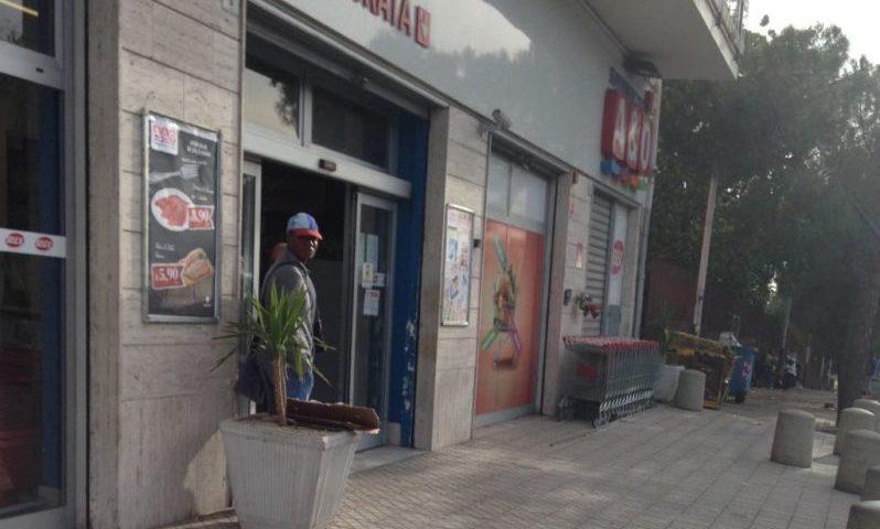 PATERNO': Ennesima rapina all'A&O di Corso Italia