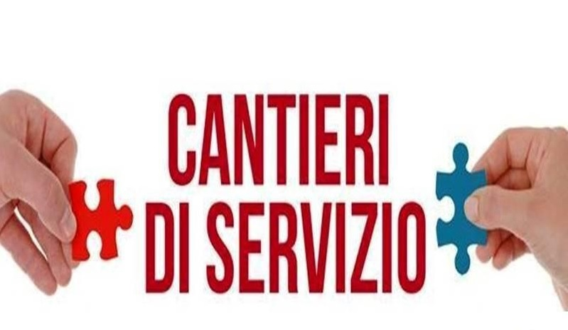 PATERNO': Approvato il bando per i Cantieri di Servizio: ora è possibile presentare domanda