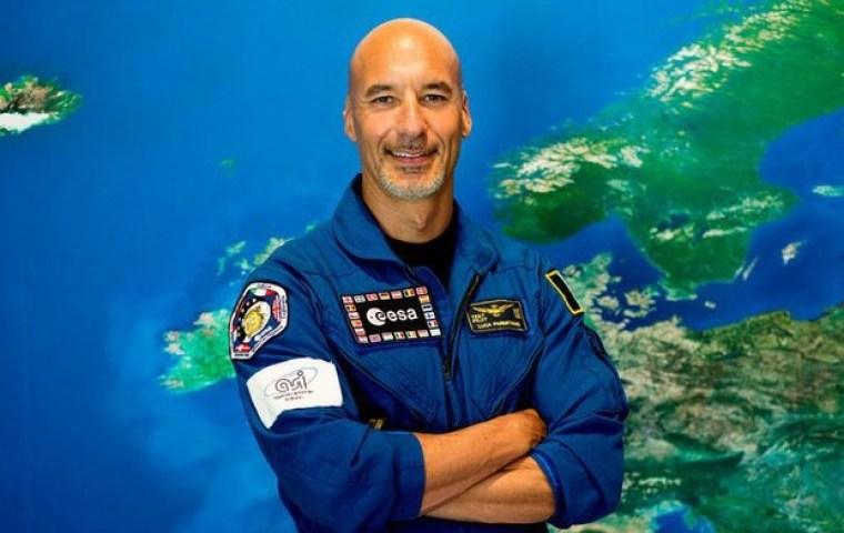 Luca Parmitano sarà il primo italiano a comandare la stazione spaziale (Iss)