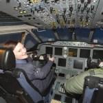 Cadet Flies Nimrod MRA4