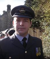 Flt Lt S C Faulkner