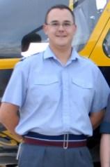 Flt Lt S. Faulkner