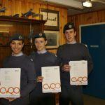 Cadets Awarded BTEC