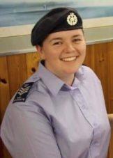 Flt Sgt Kirsty McCann