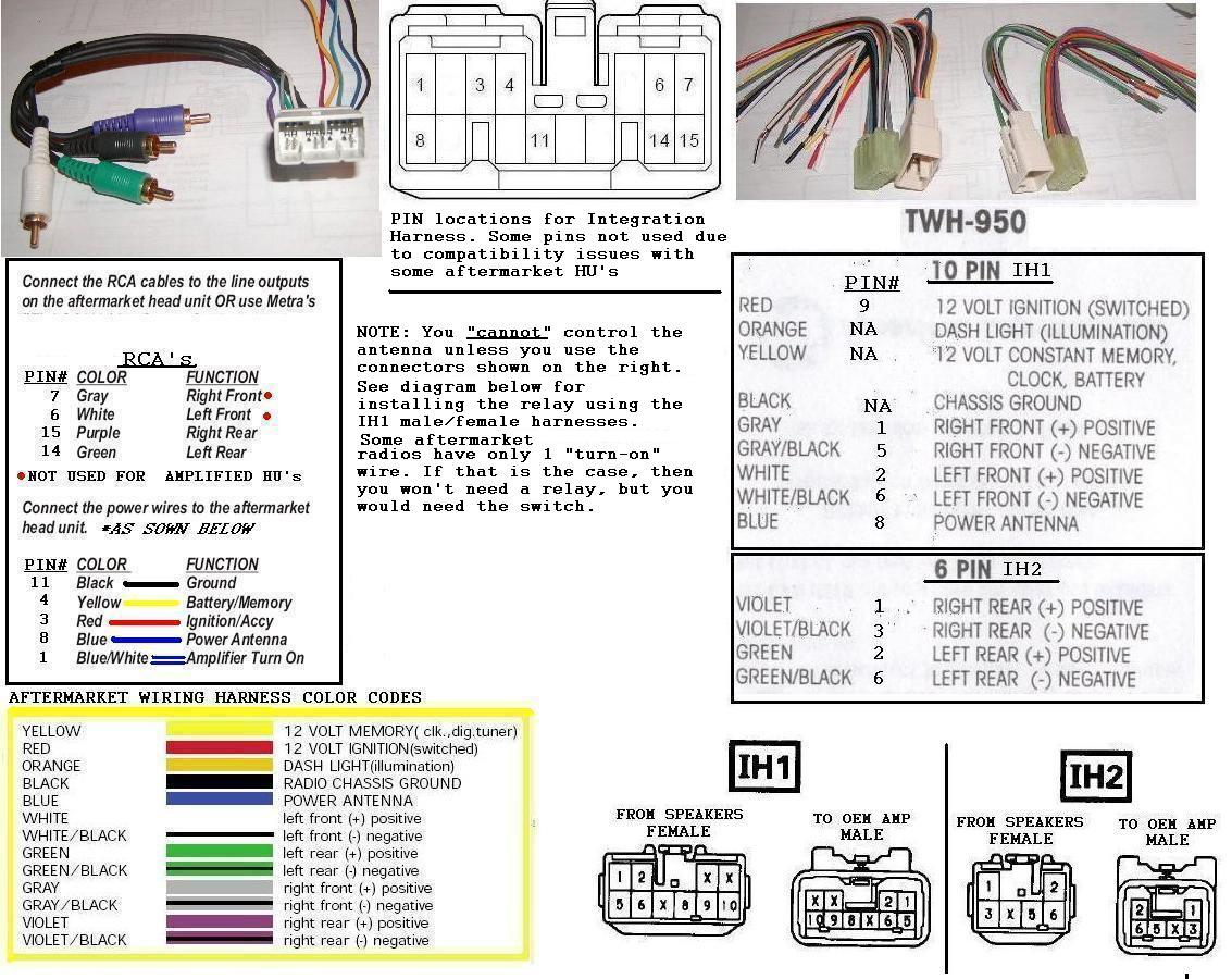 panasonic wiring diagram with Metra Wiring Harness Color Codes on Piezoelectric crystal speaker rochelle salt further Emerson Ceiling Fans Wiring moreover Domestic Refrigerator Wiring furthermore How To Install An Ether  Jack For A Home  work Part 3 moreover Metra Wiring Harness Color Codes.