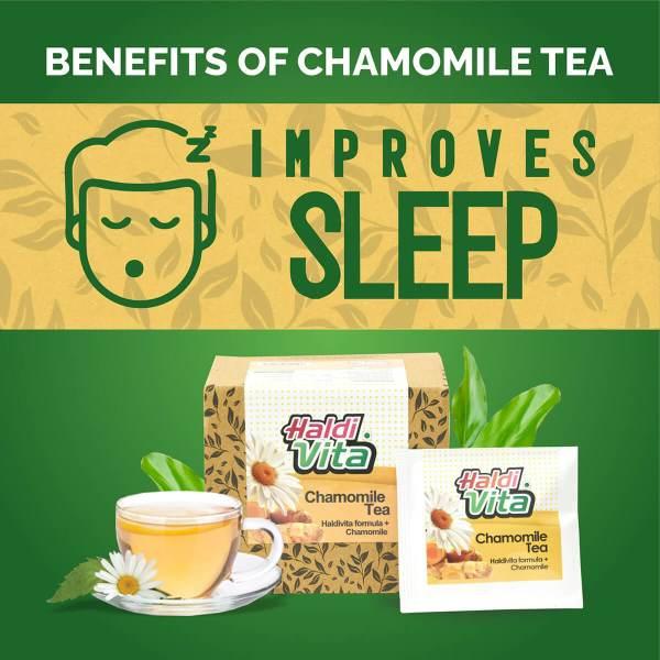 Haldivita Chamomile tea (25 tea bags)