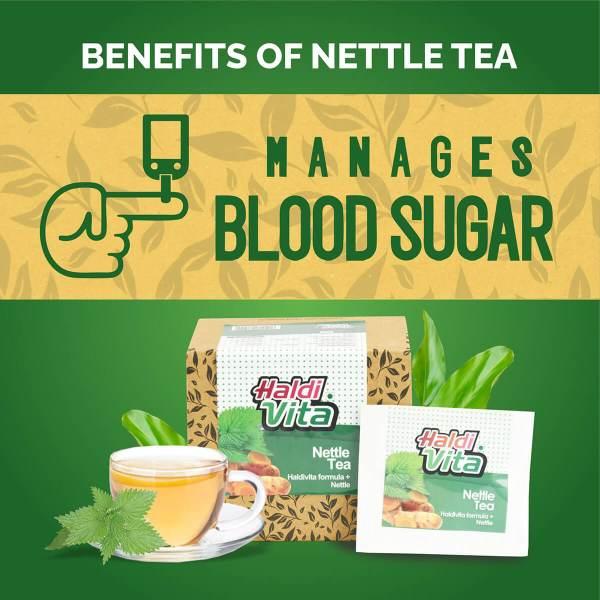 Haldivita Nettle tea (25 tea bags)