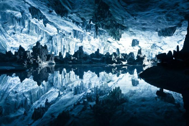 Glacier Ice Crystal Cave Tour Iceland