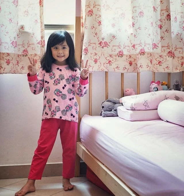 12 Potret Rumah Joanna Alexandra. Ada Kamar Serba Pink!