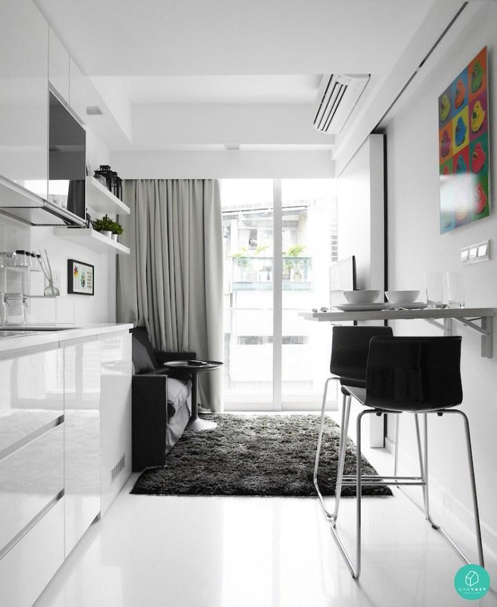 Interior design for small homes singapore for Design company singapore