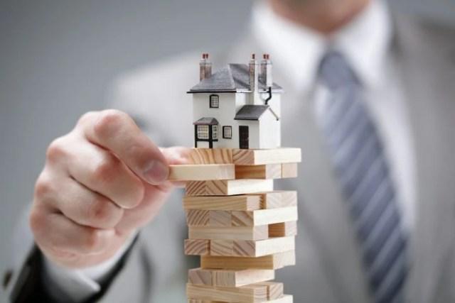 Property investment profit illusion