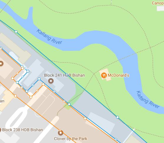 Riverfront Property in Singapore Bishan HDB