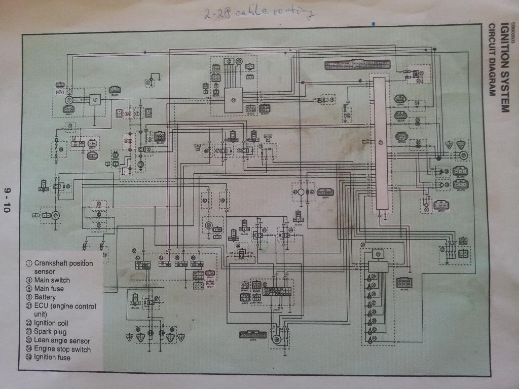 WRG-2833] Yamaha Xt 600 Wiring Diagram on
