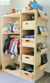 Creative Toy Storage Ideas for Small Spaces 34