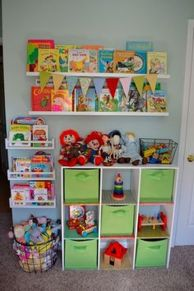 Creative Toy Storage Ideas for Small Spaces 71