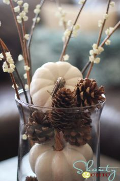 Easy But Inspiring Outdoor Fall Decoration Ideas 26
