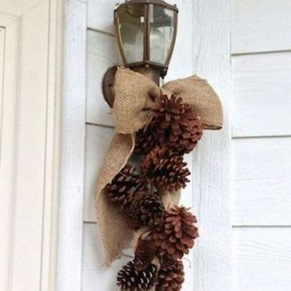 Easy But Inspiring Outdoor Fall Decoration Ideas 79