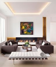 Incredibly Minimalist Contemporary Living Room Design Ideas 30