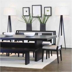 Inspiring Contemporary Style Decor Ideas For Dining Room 30
