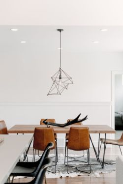 Inspiring Contemporary Style Decor Ideas For Dining Room 48