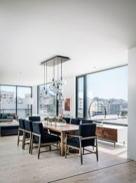 Inspiring Contemporary Style Decor Ideas For Dining Room 68