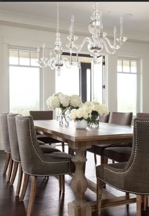 Inspiring Contemporary Style Decor Ideas For Dining Room 81