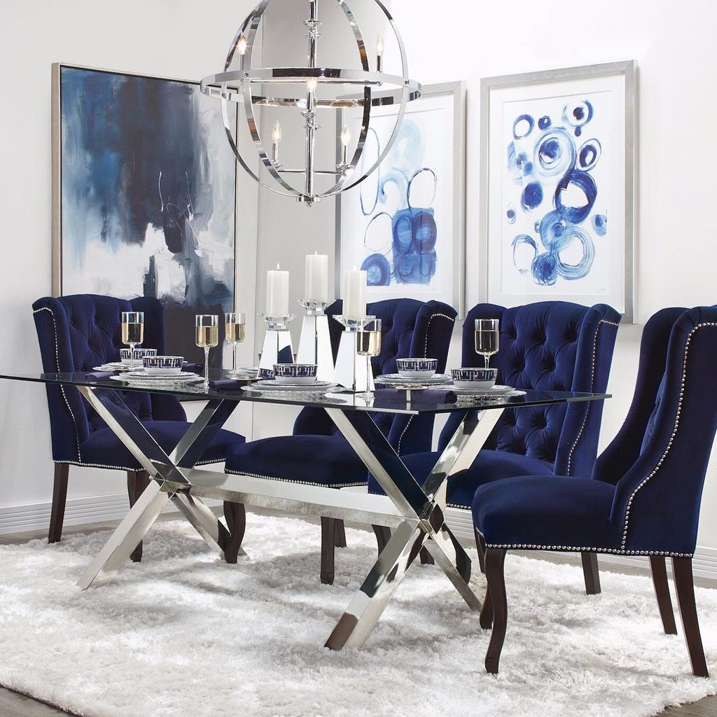 Inspiring Contemporary Style Decor Ideas For Dining Room 88