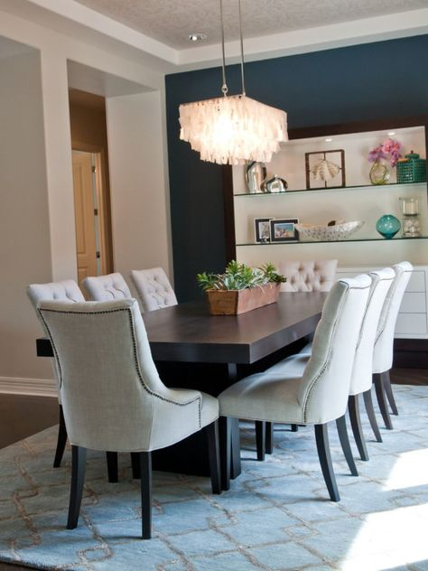 Inspiring Contemporary Style Decor Ideas For Dining Room 94
