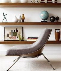 Modern Mid Century Lounge Chairs Ideas For Your Home 08