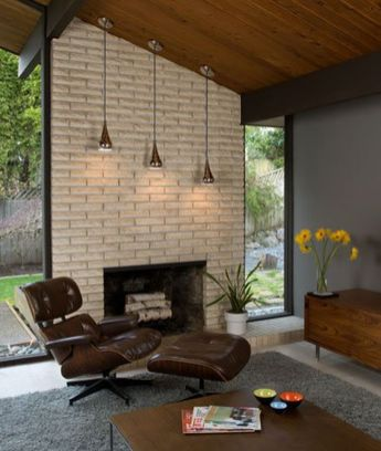 Modern Mid Century Lounge Chairs Ideas For Your Home 32