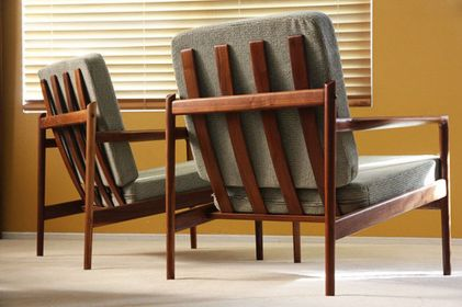 Modern Mid Century Lounge Chairs Ideas For Your Home 96