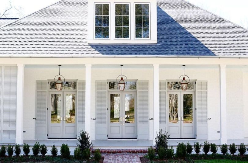 Modern Trends Farmhouse Exterior Paint Colors Ideas 2017 33