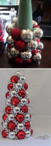 Easy And Creative DIY Christmas Tree Design Ideas You Can Try As Alternatives 34